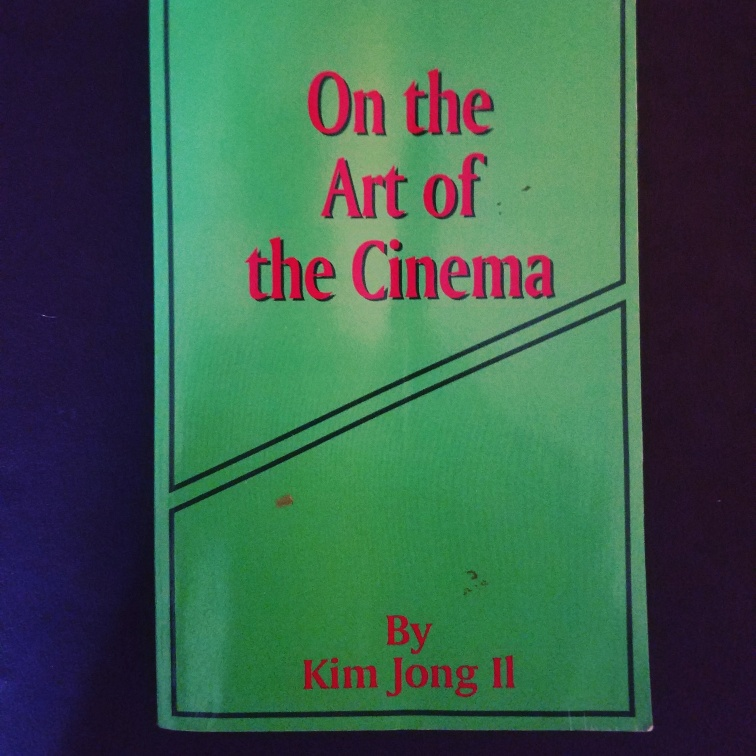 On the Art of Cinema Blog image